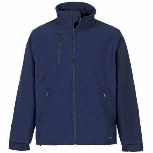 Supertouch Navy Verno Soft Shell Jacket